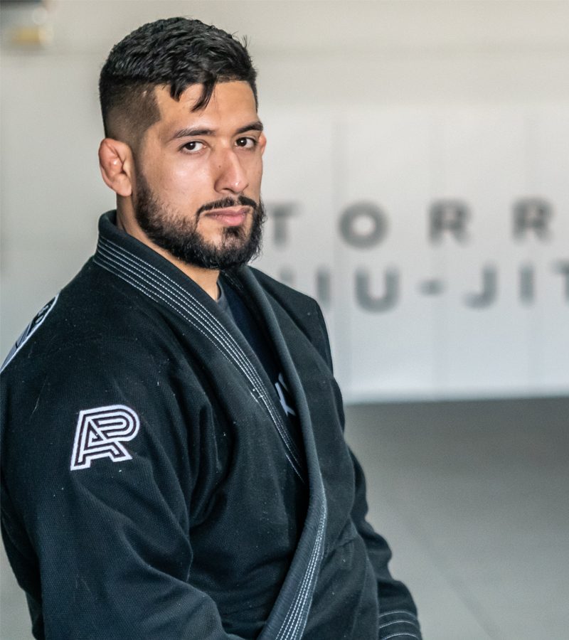 Professor Mike at Torres Jiu Jitsu