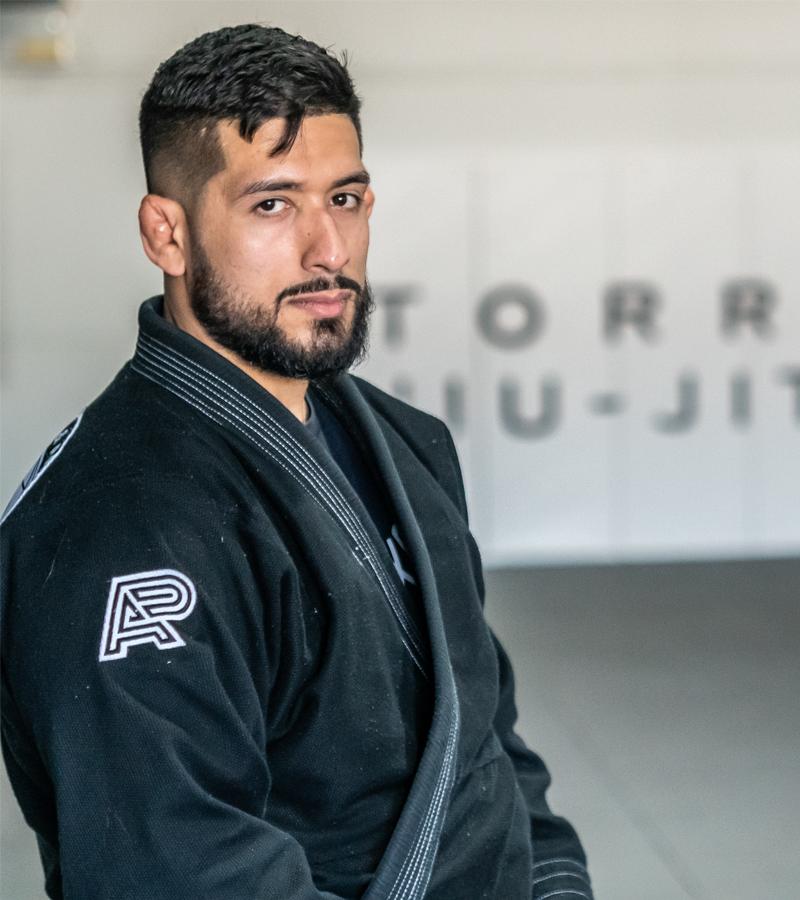 Professor Mike at Torres Jiu Jitsu
